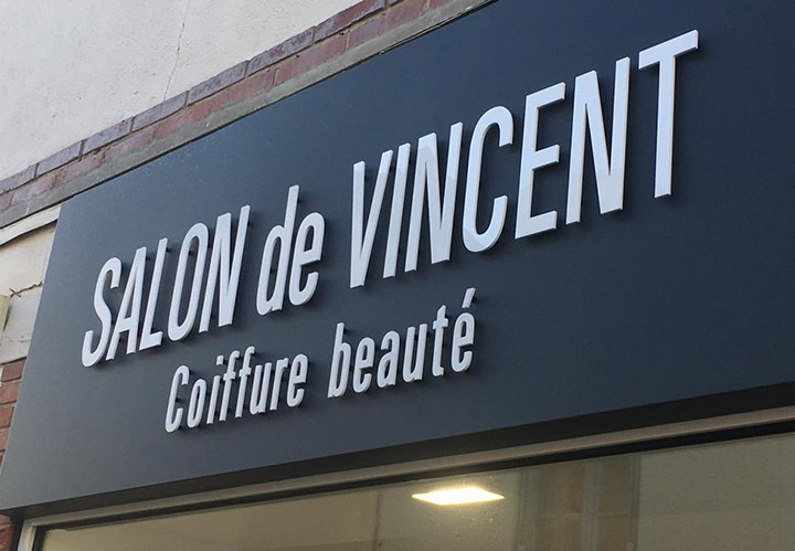 Salon de Vincent - Pornic